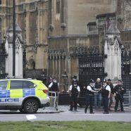London erschüttert: Mindestens fünf Tote bei Anschlag vor Parlament
