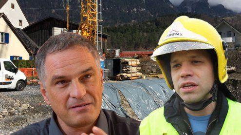 Bludenz-Baustellen:  Feuerwehr leidet unter erschwerter Zufahrt