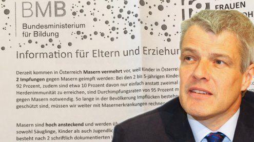 Erst ein Masernfall in Vorarlberg: Prävention wichtiger denn je