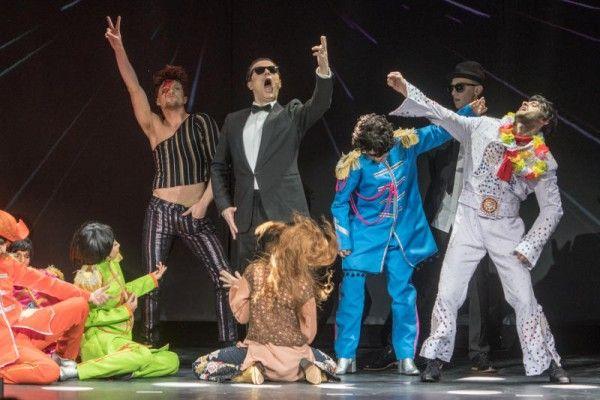 Falco – Das Musical: Bühnen-Hommage zum Sechziger der Popikone