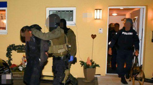 Brutaler Raubversuch in Götzis: Verdächtiger will raus aus U-Haft