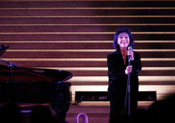 Juliette Greco-Abschiedskonzert in Wien muss abgesagt werden