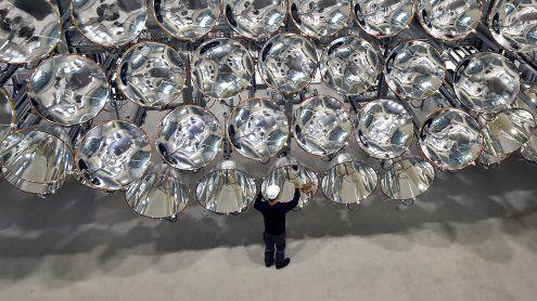 Diese künstliche Supersonne soll Treibstoff produzieren