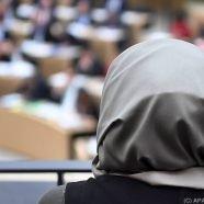 Junge Österreicher stören sich an verschleierten Frauen