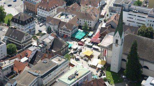 Dornbirn: Erweiterung der Fußgängerzone startet