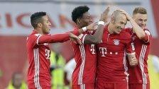 FC Bayern zum 27. Mal deutscher Meister