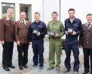 Wahnsinnstag für die freiwillige Feuerwehr Thüringerberg