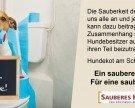 """18 Robidog-Behälter und 33 Sackspender für ein """"Sauberes Hohenems""""!"""
