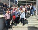 """""""Generation 50plus"""" besuchte die Sparzentrale in Dornbirn"""