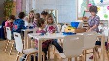 Mangel an Lehrern und Kindergarten-Personal