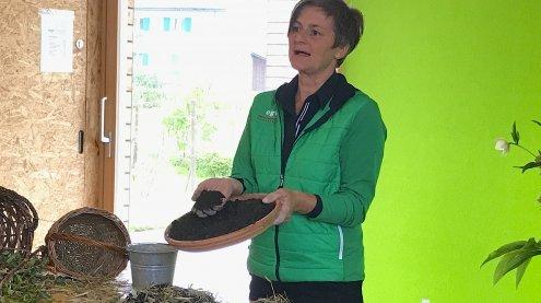 Fünf gute Tipps für das richtige Kompostieren im Hausgarten