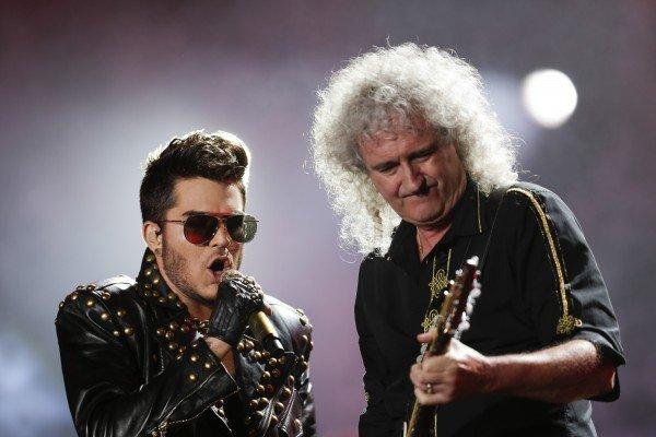 Queen mit Adam Lambert in der Wiener Stadthalle