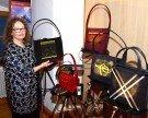 Thüringer Textilkünstlerin bei Ausstellung in Bludenz