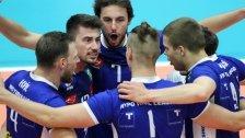 Hypo Tirol zum 10. Mal Volleyball-Champion
