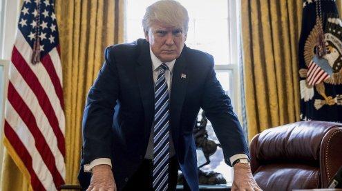 """""""So sad, Mr. President"""" - Trump ist unpopulärster US-Präsident"""