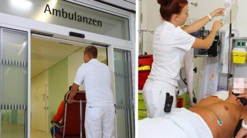 Ländle-Ambulanzen gestürmt: Spitäler gehen in die Offensive