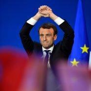 Macron und Le Pen erreichen Stichwahl - So verlief die Frankreich-Wahl am Sonntag