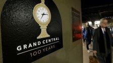 Der geheime Bahnsteig in der Grand Central Station