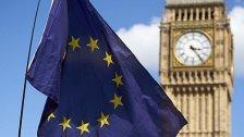 EU startklar für die Brexit-Gespräche