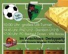 Fußball pur am Samstag in Doren
