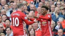 Auswechslung von Rooney sorgt für Rekord