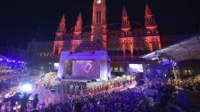 "Live-PK: ""24. Life-Ballim Wiener Rathaus"""
