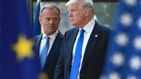 EU und Trump auf Konfliktkurs - Auch Russland teilt den Westen