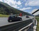 Radfahrverbot am Arlbergpass: Bike-Shuttle eingerichtet