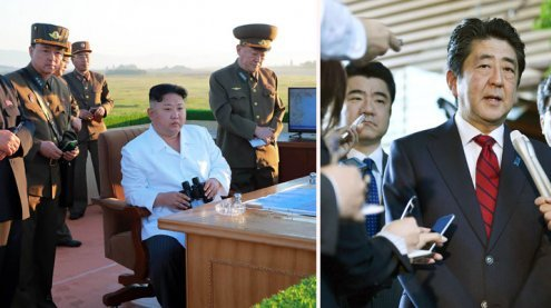Erneuter Raketentest: Japan droht Nordkorea mit Vergeltung!