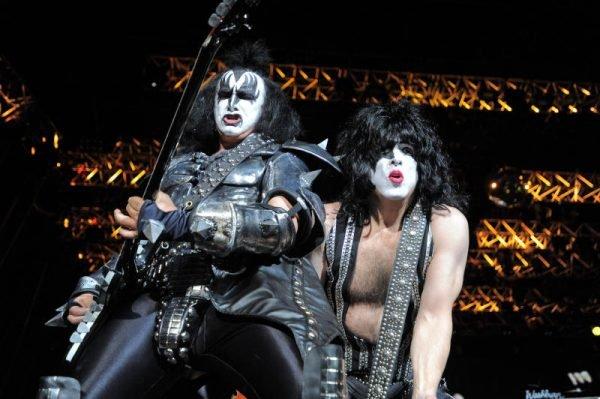 Kiss live in der Wiener Stadthalle: Rock 'n' Roll-Zirkus pur