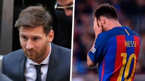 21 Monate Haftstrafe! Muss Lionel Messi jetzt ins Gefängnis?