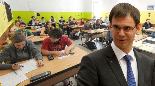 Bildungsreform: Wallner fordert Zustimmung von der Opposition