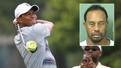 Golf-Star Tiger Woods nach Drogen-Fahrt festgenommen