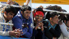 8.500 Flüchtlinge in 48 Stunden gerettet