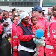 10.000 Flüchtlinge in vier Tagen gerettet - Rom unter Druck