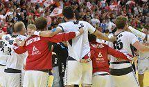 Österreichs Handballer in Hammergruppe