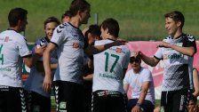 Zweimal Derbytime in der Westliga zum Saisonstart