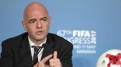 Nach Leak: Fifa veröffentlicht brisanten Garcia-Bericht