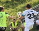 FC Blau-Weiß Feldkirch feiert den Aufstieg in die Vorarlbergliga