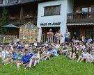Projekt Insektenhotel zur Freude von Alt und Jung