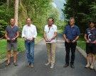 Radweg offiziell eröffnet
