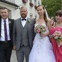 Hochzeit von Kathrin Dopuna  und Martin Manegold