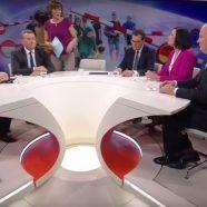 """Köstinger bei Maybrit Illner: """"Mittelmeer kein Ticket nach Europa"""""""