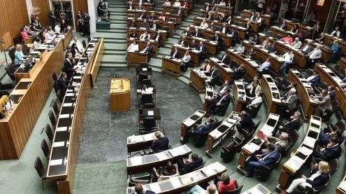 Bildungsreform und Co. - Was der Nationalrat heute beschließt
