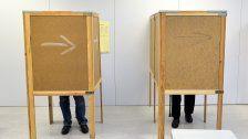 Countdown zur NR-Wahl: Unterschriftensammeln