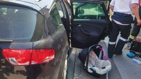 Hitzefalle Auto: Wiener Forscher entwickelten Warnsystem