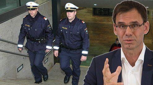 Polizeiinspektion am Bahnhof Dornbirn soll heute fixiert werden