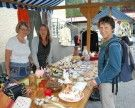 Erster Nachtflohmarkt in der Marktgemeinde