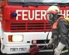 Nach Einbruch Feuer gelegt: Täter kamen aus dem Umfeld