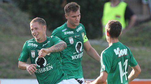 Austria Lustenau nach Sieg über den FAC an der Tabellenspitze